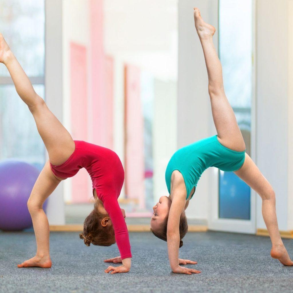 akrobatyka i gimnastyka