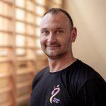 Łukasz Gołąb - instruktor Akrobatyki